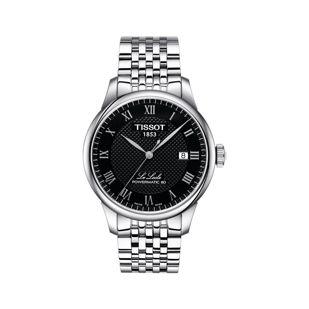 AUTOMATIC WATCH LE LOCLE POWERMATIC 80 (6143401164956)