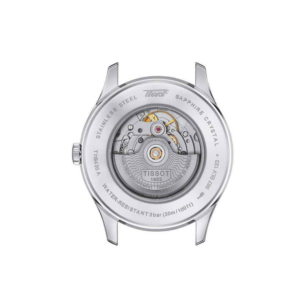 AUTOMATIC WATCH HERITAGE VISODATE POWERMATIC 80 (6206429364380)