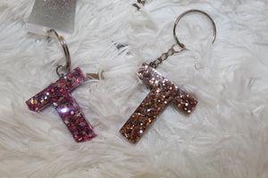 Glitter Keychain For Lip Gloss