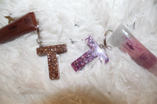 Load image into Gallery viewer, Glitter Keychain For Lip Gloss