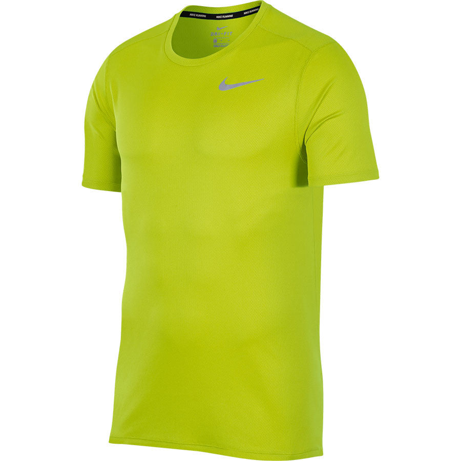 Camiseta manga corta de hombre Nike Breathe Run Top SS