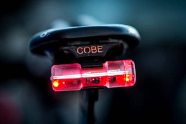 Niteflux Tail Light Saddle Rail Mount 3d Printed Made In