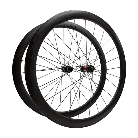 BIKE BEAT ÜBERFLIEGER  DISC CARBON WHEEL SET
