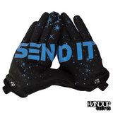HANDUP SEND IT- SHRED ZEBULA GLOVES