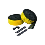 Ciclovation Bar Tape – Leather Touch Fusion Dot Yellow