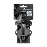 Ciclovation Premium Carbon Cages - Jet Black