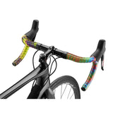 Ciclovation Bar Tape – Halo Touch Rainbow