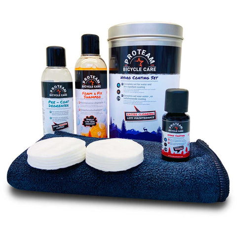 Proteam - Hydro Coating Set