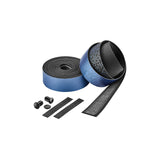 Ciclovation Bar Tape – Leather Touch Fusion Dot Sapphire Blue