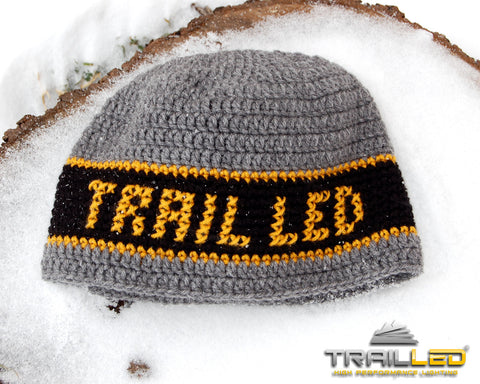 TRAIL LED HAND MADE BEANIE