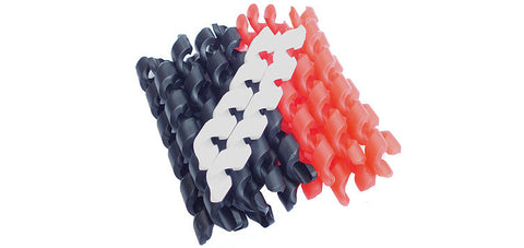 SILICONE SPIRAL FRAME PROTECTORS (PACK OF 6)