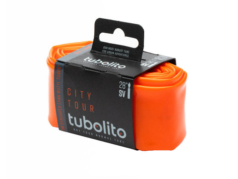 TUBOLITO TUBO CITY-TOUR 700C LIGHT WEIGHT TUBE