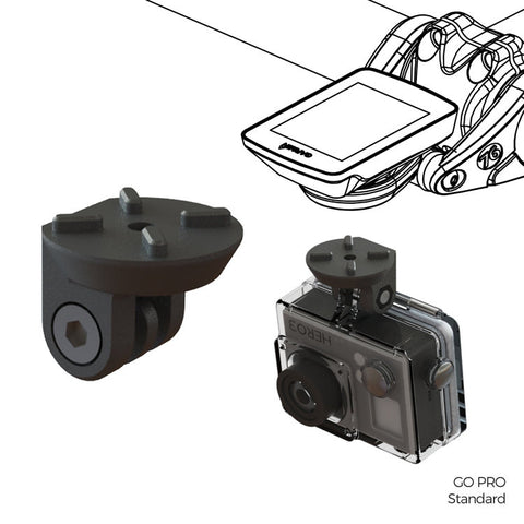 76 PROJECTS 3D PRINTED GO-PRO MOUNT