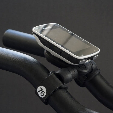 76 Projects 3D Printed TT Race Mount 2.0 Modular Garmin/Wahoo