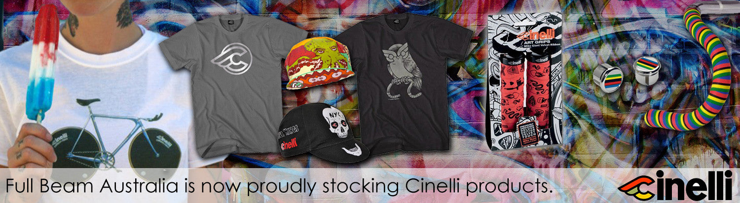 Cinelli Shirts, Caps and More