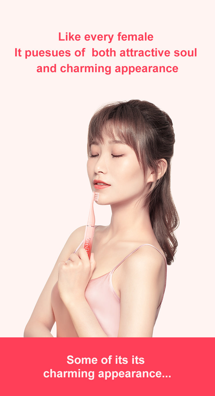DR.BEI Q3 Sonic Electric Toothbrush Xiaomi Youpin DR·BEI Q3 Sonic Electric Toothbrush Rechargeable Softbrush Tooth Brushes IPX7 Waterproof Electronic Tooth Cleaner for Adults