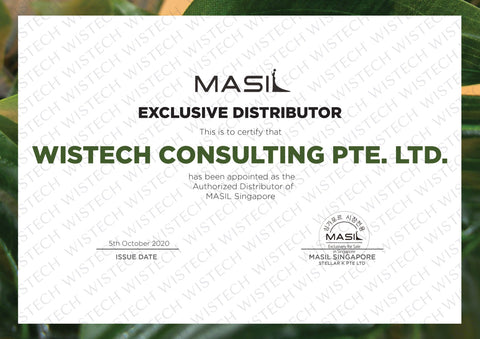 Masil authorized distributor