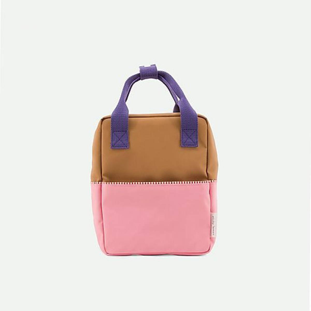Small Backpack Colourblocking Panache Gold
