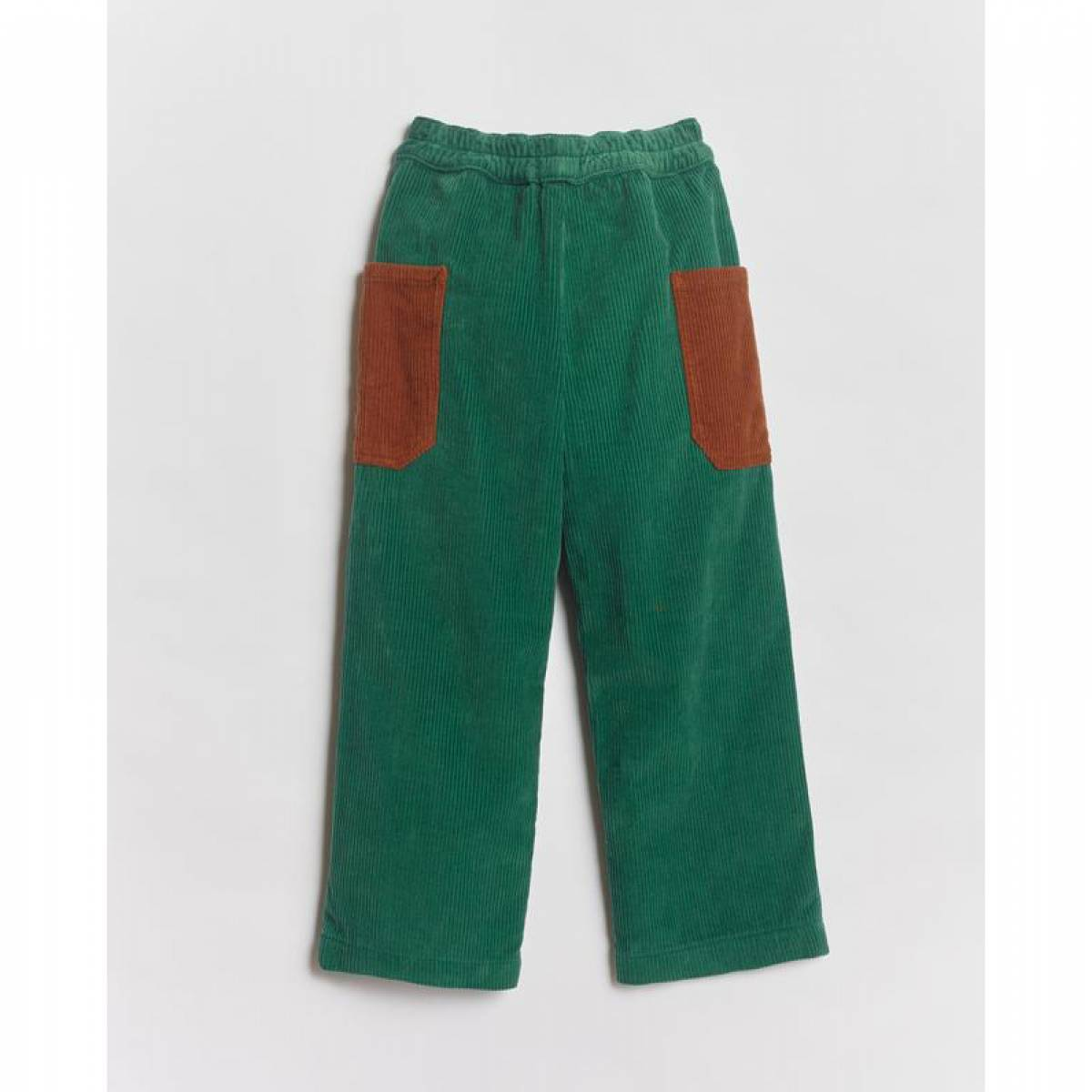 RAY PANTS GREEN
