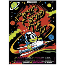 Load image into Gallery viewer, <i>Signed</i> East Coast 2020 Winter Tour Poster