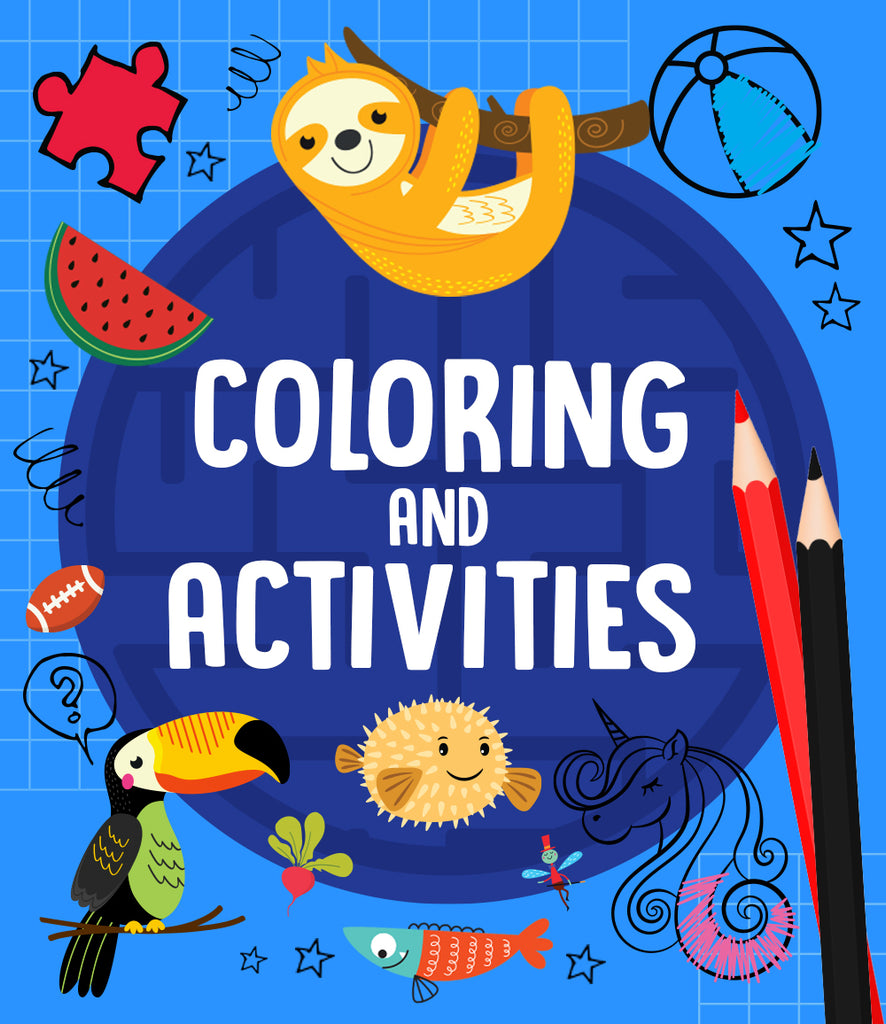 Coloring and Activity