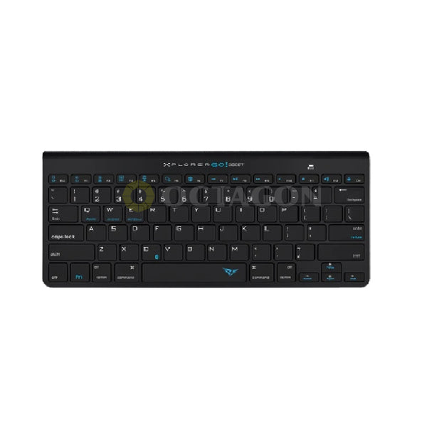 ALCATROZ XPLORER GO 100BT BLACK KEYBOARD