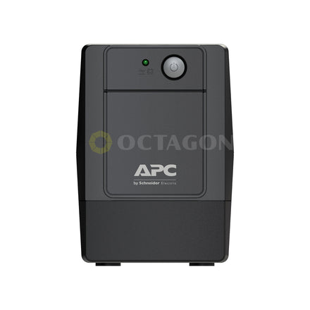APC BVX650I-PH 650VA/360W/230V 4 OUTLETS