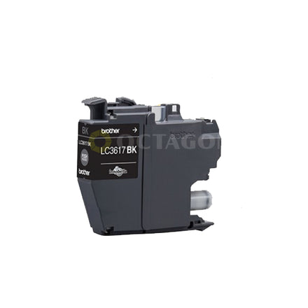 BROTHER LC-3617BK BLACK INK CARTRIDGE