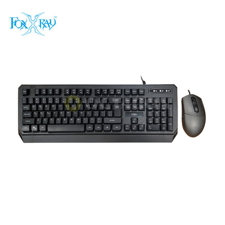FOXXRAY FXR-CKM-09 RAINBOW USB GAMING KB