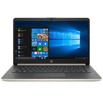 HP 14S-CF0127TU/ GOLD/ CORE I3-7020U