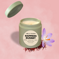 SAFFRON SUNSET