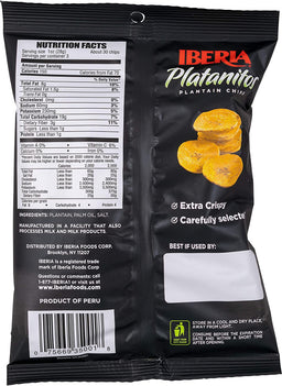 Iberia Salted Plantain Chips