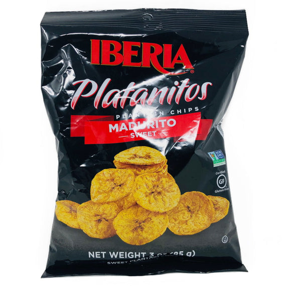 Iberia Sweet Plantain Chips