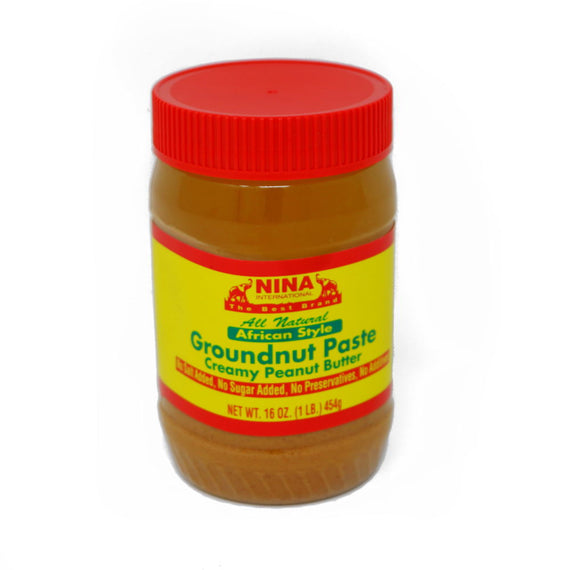 Nina Groundnut Paste