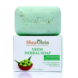 Shea Olein Neem Herbal Soap