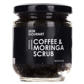 Skin Gourmet Coffee And Moringa Scrub