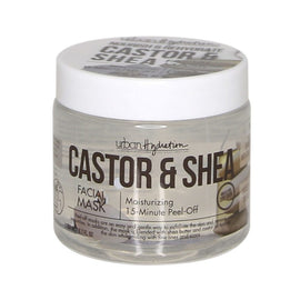 Urban Hydration Castor & Shea Peel-Off Mask