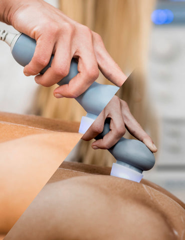 Two Pulse Wave Therapy Session (Pain Management)