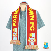 Load image into Gallery viewer, FTFC Limited Edition Supporters Scarf