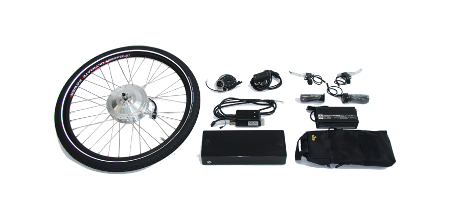Electric Bicycle Conversion Kits By eZee|