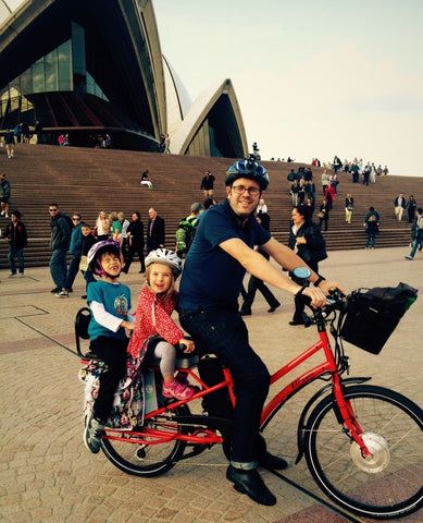 ezee expedir cargo bike sydney