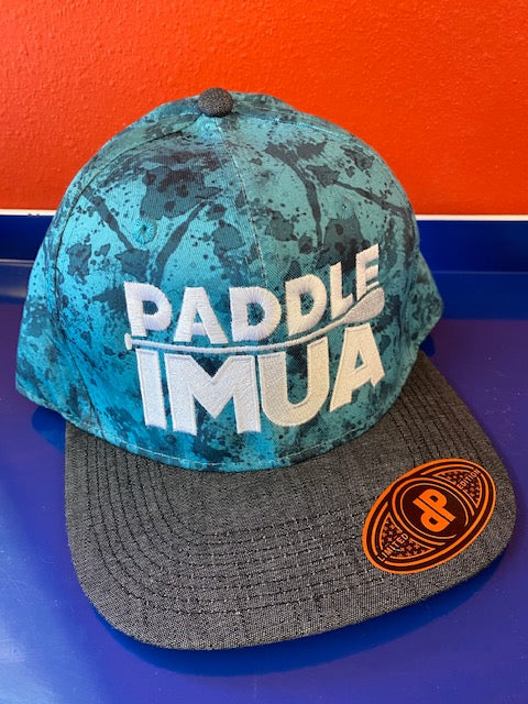 Paddle Imua Trucker Hat w/ embroidered logo