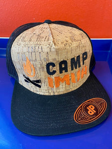 Trucker Hat (embroidered) - Camp Imua