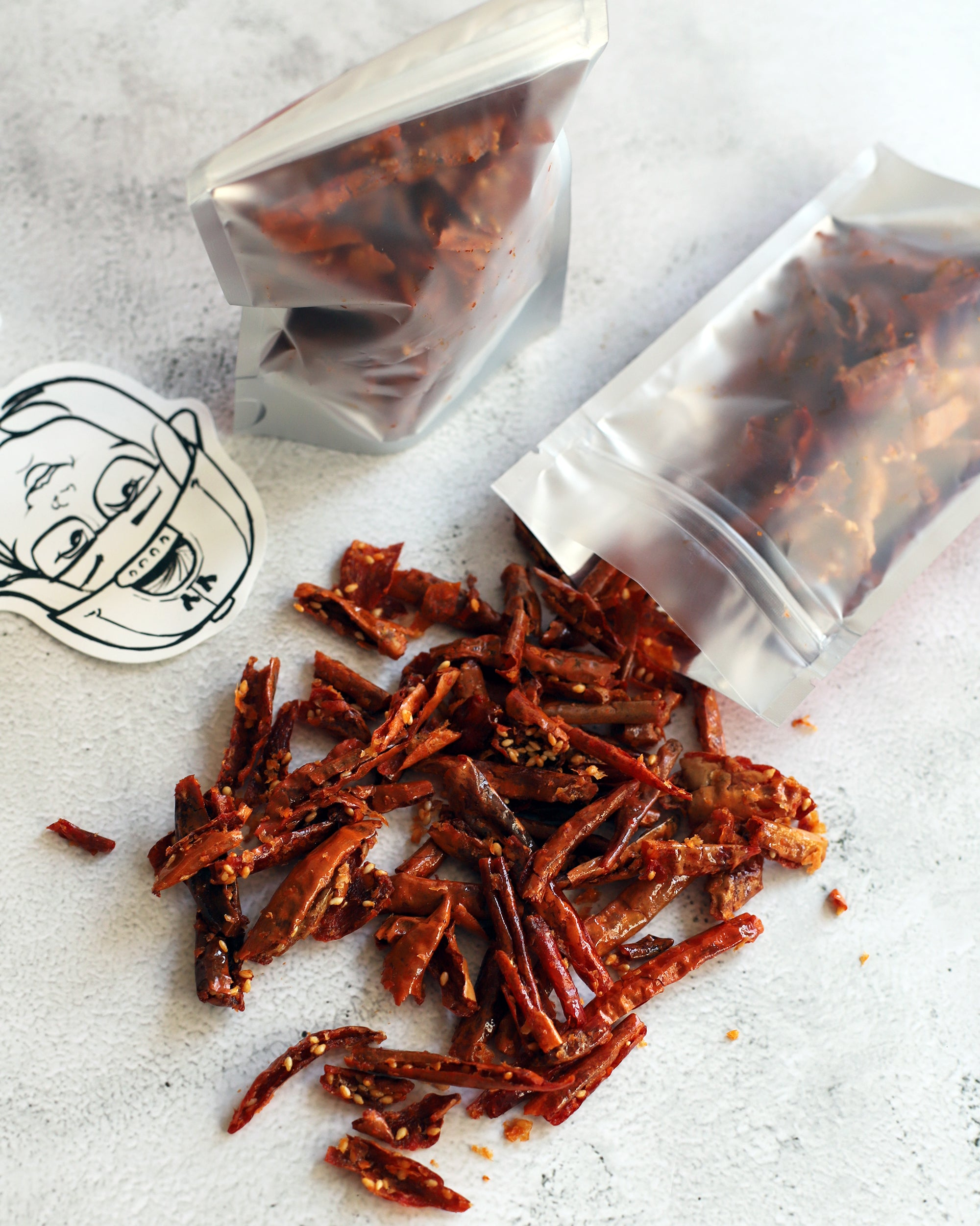 Firecrackers Crispy Chilis 1oz