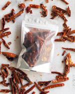 Load image into Gallery viewer, Firecrackers Crispy Chilis 4.5oz