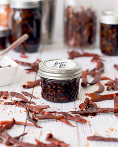 Chili Paste - Hot - 4oz