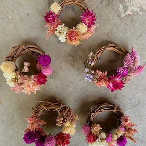 Valentine's Day Mini Wreath