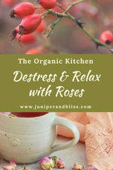Why rose hips are good for de-stressing, wealth and wellness