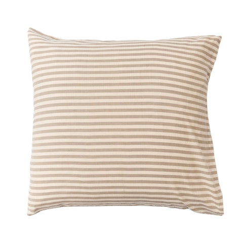 Bliss Bedding - Pillow Cases in Broad Ticking - Juniper & Bliss