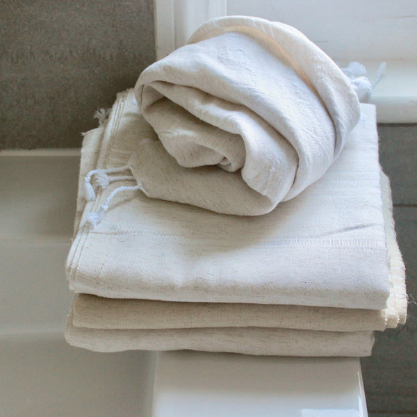Stripe Towels - Juniper & Bliss